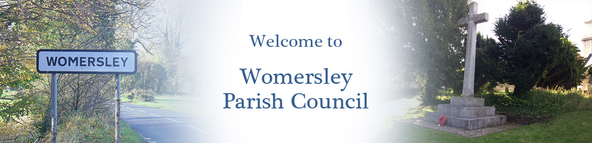 Header Image for Womersley Parish Council